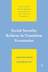 Social Security Reform in Transition Economies ...
