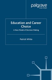 Education and Career Choice - A New Model of De...