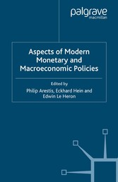 Aspects of Modern Monetary and Macroeconomic Po...