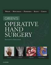 Greens Operative Hand Surgery E-Book