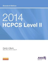 2014 HCPCS Level II Standard Edition