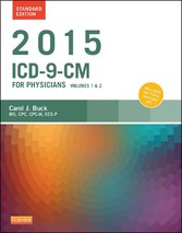 2015 ICD-9-CM for Physicians, Volumes 1 and 2, ...