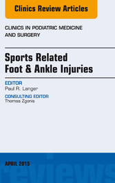 Sports Related Foot & Ankle Injuries, An Issue ...