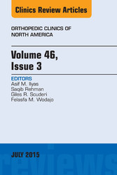 Volume 46, Issue 3, An Issue of Orthopedic Clin...