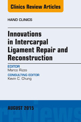 Innovations in Intercarpal Ligament Repair and ...
