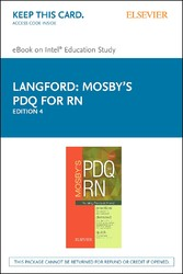 Mosbys PDQ for RN - Practical, Detailed, Quick