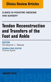 Tendon Repairs and Transfers for the Foot and A...