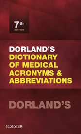 Dorlands Dictionary of Medical Acronyms and Abb...
