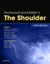Rockwood and Matsens The Shoulder E-Book