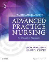 Hamric & Hansons Advanced Practice Nursing - E-...