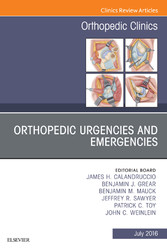 Orthopedic Urgencies and Emergencies, An Issue ...