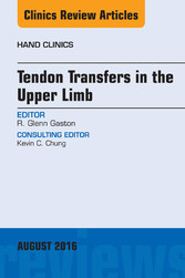 Tendon Transfers in the Upper Limb, An Issue of...