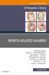 Sports-Related Injuries, An Issue of Orthopedic...