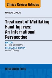 Treatment of Mutilating Hand Injuries: An Inter...
