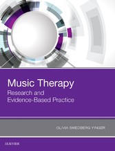 Music Therapy: Research and Evidence-Based Prac...
