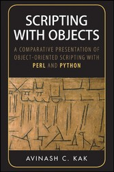Scripting with Objects - A Comparative Presentation of Object-Oriented Scripting with Perl and Python