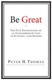 Be Great - The Five Foundations of an Extraordi...