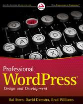 Professional WordPress - Design and Development