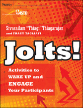 Jolts! Activities to Wake Up and Engage Your Pa...