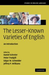 Lesser-Known Varieties of English - An Introduction