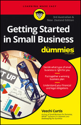 Getting Started In Small Business For Dummies, ...
