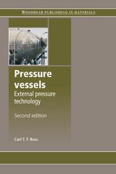 Pressure Vessels - External Pressure Technology