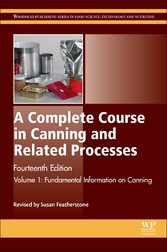 A Complete Course in Canning and Related Proces...