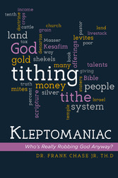 Kleptomaniac - Who's Really Robbing God Anyway?