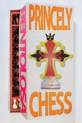Princely Chess - A Chess Variation Manual