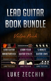 Lead Guitar Book Bundle - Lead Guitar Breakthro...