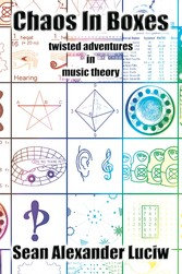 Chaos In Boxes - twisted adventures in music theory