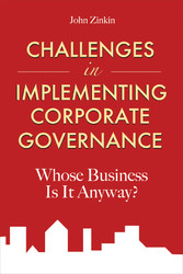 Challenges in Implementing Corporate Governance...