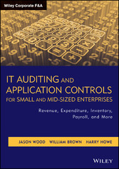 IT Auditing and Application Controls for Small and Mid-Sized Enterprises - Revenue, Expenditure, Inventory, Payroll, and More
