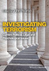 Investigating Terrorism - Current Political, Le...