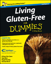 Living Gluten-Free For Dummies - UK