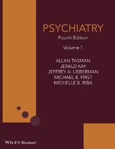 Psychiatry - 2 Volume Set