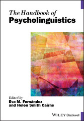 The Handbook of Psycholinguistics