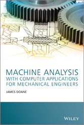 Machine Analysis with Computer Applications for...