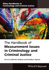 The Handbook of Measurement Issues in Criminolo...