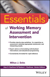 Essentials of Working Memory Assessment and Int...
