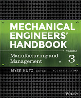 Mechanical Engineers Handbook, Manufacturing an...