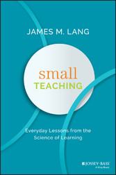 Small Teaching - Everyday Lessons from the Scie...