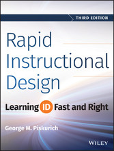Rapid Instructional Design - Learning ID Fast a...