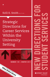 Strategic Directions for Career Services Within...
