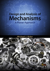 Design and Analysis of Mechanisms - A Planar Ap...