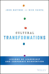 Cultural Transformations - Lessons of Leadershi...