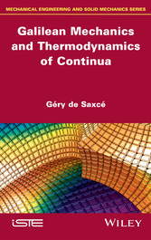 Galilean Mechanics and Thermodynamics of Continua