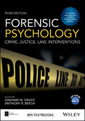 Forensic Psychology - Crime, Justice, Law, Inte...