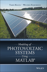 Modeling of Photovoltaic Systems Using MATLAB -...