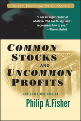 Common Stocks and Uncommon Profits and Other Wr...